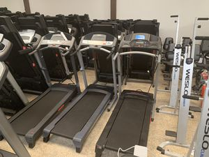 Weslo Treadmills (folds up, new with warranty) for Sale in Los Angeles, CA