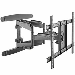 Heavy duty full-motion TV wall mounting bracket for Sale in Los Angeles, CA