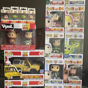 Toy Story Funko Pop Collection for Sale in Los Angeles, CA