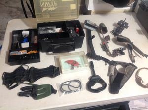 High Country compound bow with everything you see for Sale in Bettendorf, IA
