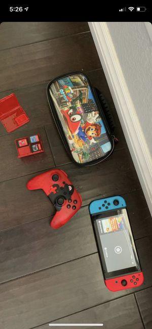 Nintendo Switch bundle for Sale in Chula Vista, CA