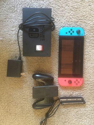 Nintendo switch + Super smash bros for Sale in San Diego, CA