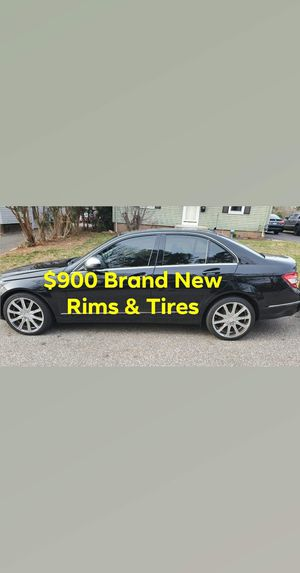 Brand New Rims and Tires for Sale in New London, CT
