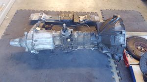 88 Jeep Comanche 4.0 Transmission (BA10/5) & 231 Transfer case+parts that also fit Cherokee for Sale in Sandy, OR