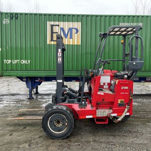 2011 MOFFETT M55 PIGGYBACK FORKLIFT for Sale in Edgewood, WA