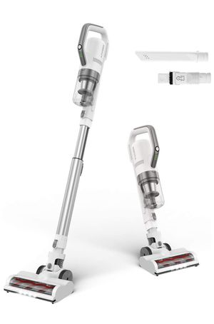 Cordless Vacuum, Stick Vacuum Cleaner 4 in 1 with 21000pa Super Suction, Ultra-Lightweight & Quiet Vacuum for Deep Cleaning Home Hard Floor Carpet Pe for Sale in Eastvale, CA