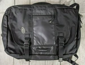 Timbuk2 Black Breakout Backpack / Briefcase / Messenger Bag Hybrid Convertible Padded Laptop Compartment for Sale in Gilbert, AZ