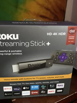 Roku Streaming Stick+ for Sale in Concord,  CA