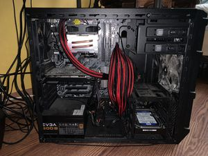 Custom Corsair PC Build AMD Ryzen 5 1600x 3.6 GHz Windows 10 for Sale in Rockville, MD