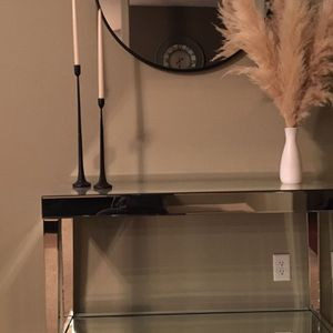 Mirrored Console Table for Sale in Vancouver, WA