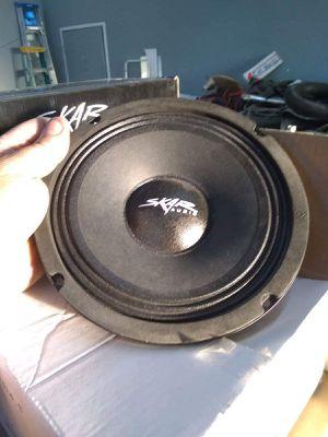 "Skar Audio 8"" Pro Audio Speakers for Sale in Temple Terrace, FL"