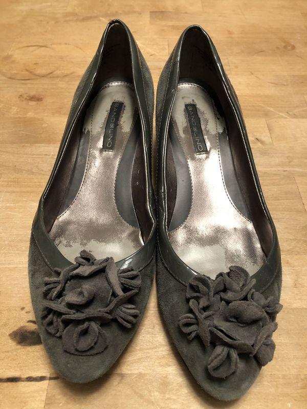 Band & Lino women's luxury shoe- slight wear (8.5)