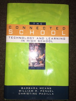 The Connected School Book for Sale in Fresno, CA