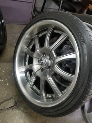 Mustang Shelby wheels for Sale in Perris, CA