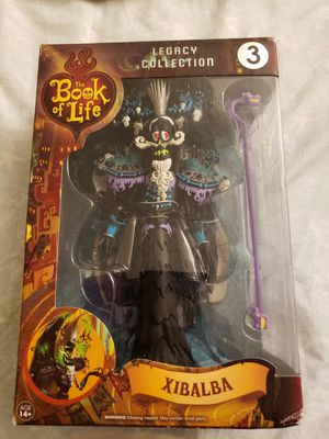 Funko The Book of Life Legacy Collection Xibalba Action Figure for Sale in Los Angeles, CA