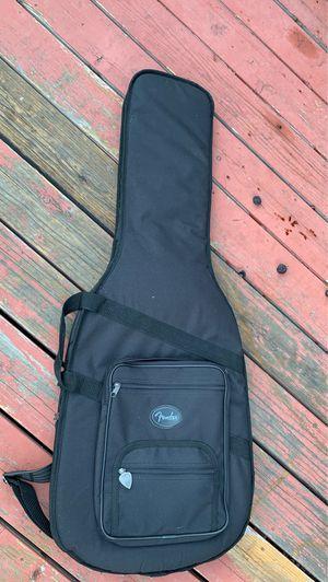 Fender guitar bag for Sale in Walnut Creek, CA