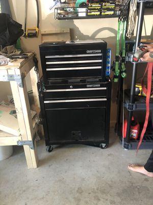 Craftsman toolbox for Sale in Monroe, GA