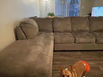 Sectional Couch grey / brown for Sale in Chula Vista,  CA
