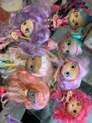 Shopkin dolls for Sale in Oak Lawn, IL