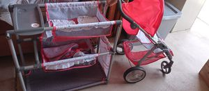 Doll changing table and stroller for Sale in Chandler, AZ