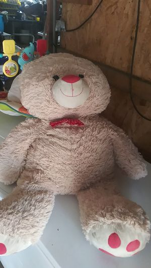 Big teddy bear from target for Sale in Loomis, CA
