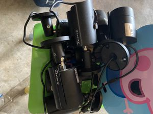 8 cameras for Sale in Houston, TX