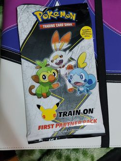Pokemon First Partner Pack for Sale in Los Angeles,  CA