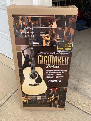 Guitar, New in box. Complete kit for Sale in Ashburn, VA