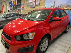 2015 Chevrolet Sonic for Sale in Chicago, IL