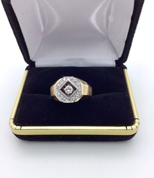 14k Diamond Fashion Ring for Sale in Upland, CA