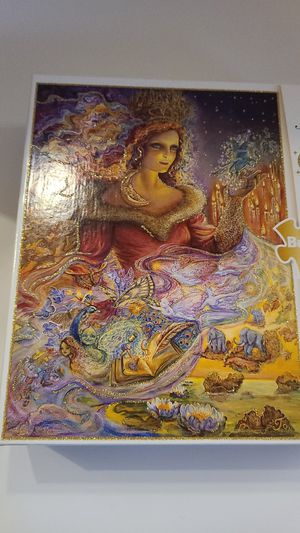 Josephine wall puzzles special edition for Sale in Chicago, IL