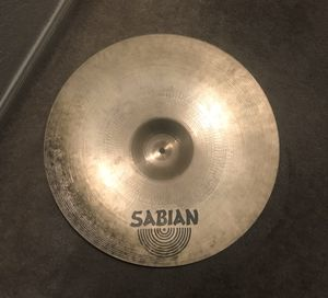 "Sabian AA 20"" ride cymbal for drum set for Sale in Las Vegas, NV"