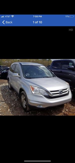 Honda CR-V 2010 107,530 miles clean tittle for sale or trade for Sale in Lancaster, PA