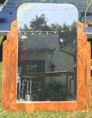 Antique Art Deco Mirror for Sale in Altadena, CA