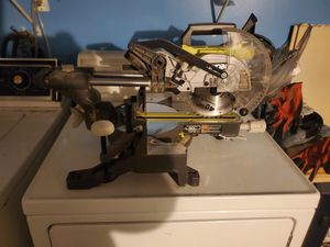 Ryobi sliding compound saw for Sale in North Tonawanda, NY