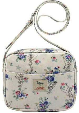 Disney Limited Edition Cath Kidston x Disney Tinkerbell Peter Pan Floral Crossbody Purse New for Sale in Los Angeles, CA