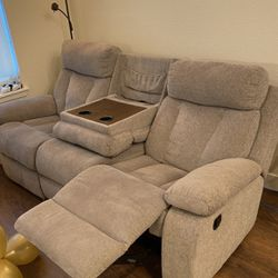 Reclining Couch For Sale for Sale in Aurora,  CO