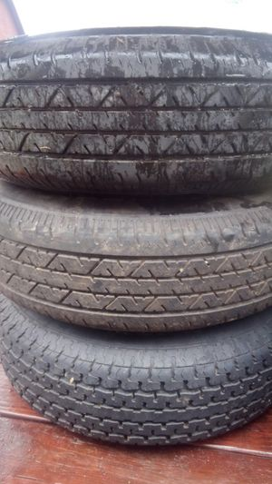 10 ply tires 15 in for Sale in Sunbury, PA