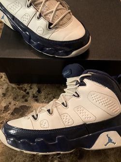 Jordan Retro 9 - University Blue for Sale in Katy,  TX