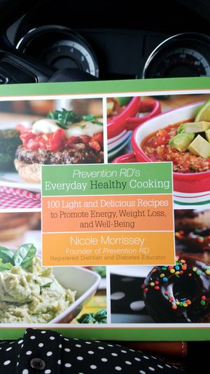 Prevention RD's Everyday Health Cooking Book for Sale in Federal Way, WA