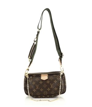 Louis Vuitton Multi Pochette Canvas Bag - BRAND NEW for Sale in Beverly Hills, CA