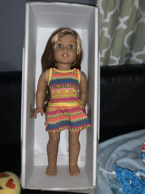 American Girl Doll Of the Year 2017: Lea Clark {Used} for Sale in Queens, NY