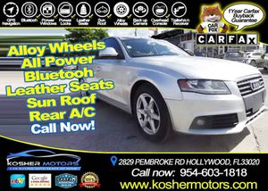 2009 Audi A4 for Sale in Hollywood, FL