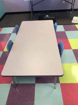 Kids/toddler sized table and chairs for Sale in Winter Garden, FL