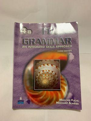 Focus on Grammar (third edition) for Sale in Miami Gardens, FL