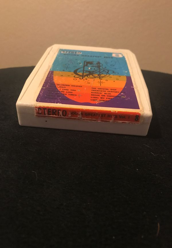 8 Track Stereo Doors Greatest Hits