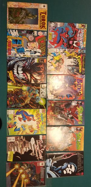 13-Book Comic Collection for Sale in Garner, NC