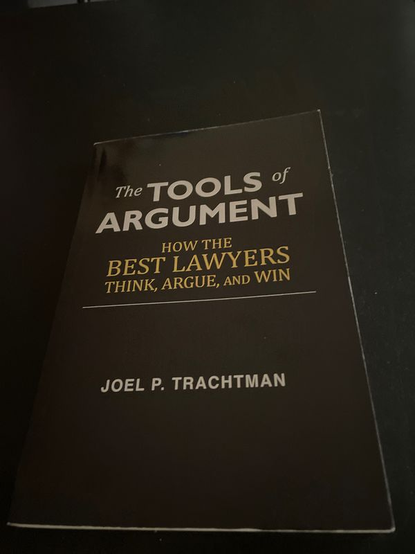 Tools of Argument