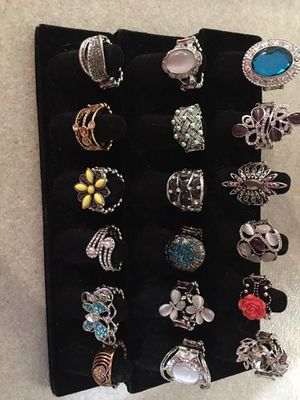 Paparazzi ring lot for Sale in McKenney, VA