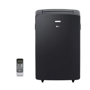 LG Electronics 12,000 BTU (7,000 BTU, DOE) Portable Air Conditioner, 115-Volt w/ Dehumidifier Function and LCD Remote in Graphite $459 for Sale in Hidden Hills, CA